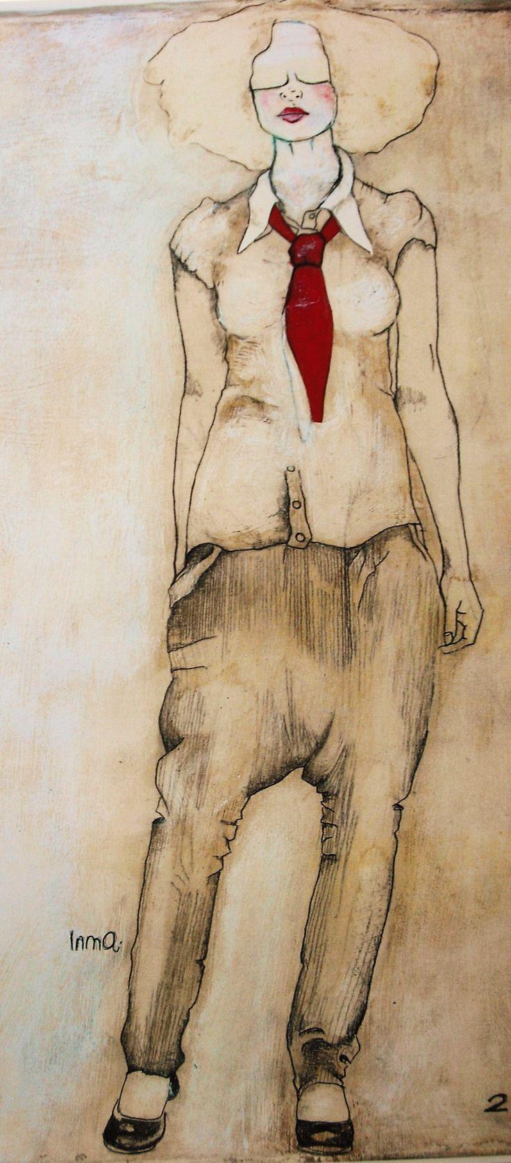 """Cagones"" por Inma Pascual Aparici"
