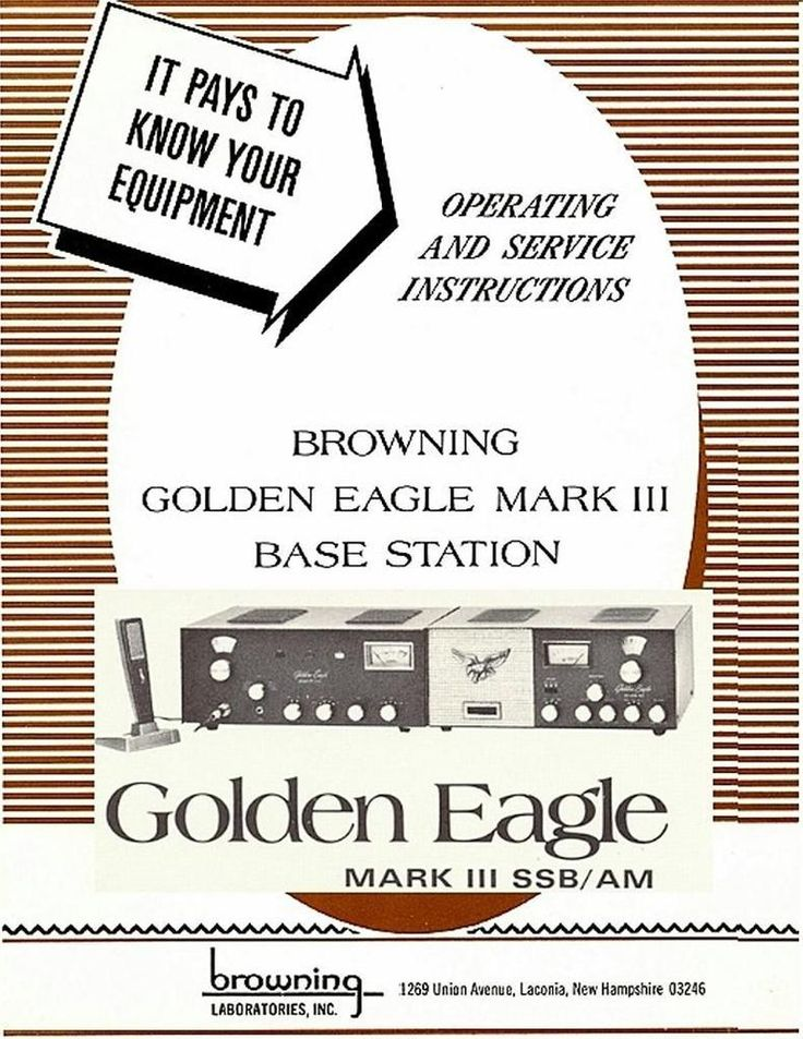 918ffdeb8c53c0e20b1769132b305561 golden eagle browning 1155 best radio stuff ads,catalogs, magazines and such images on Simple Wiring Schematics at gsmx.co
