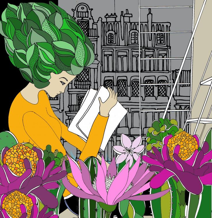 Anna Sutor - Nature in town