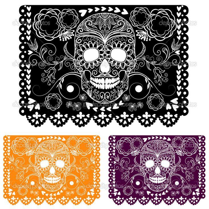 depositphotos_16793385-stock-illustration-day-of-the-dead-ecoration.jpg (1024×1024)