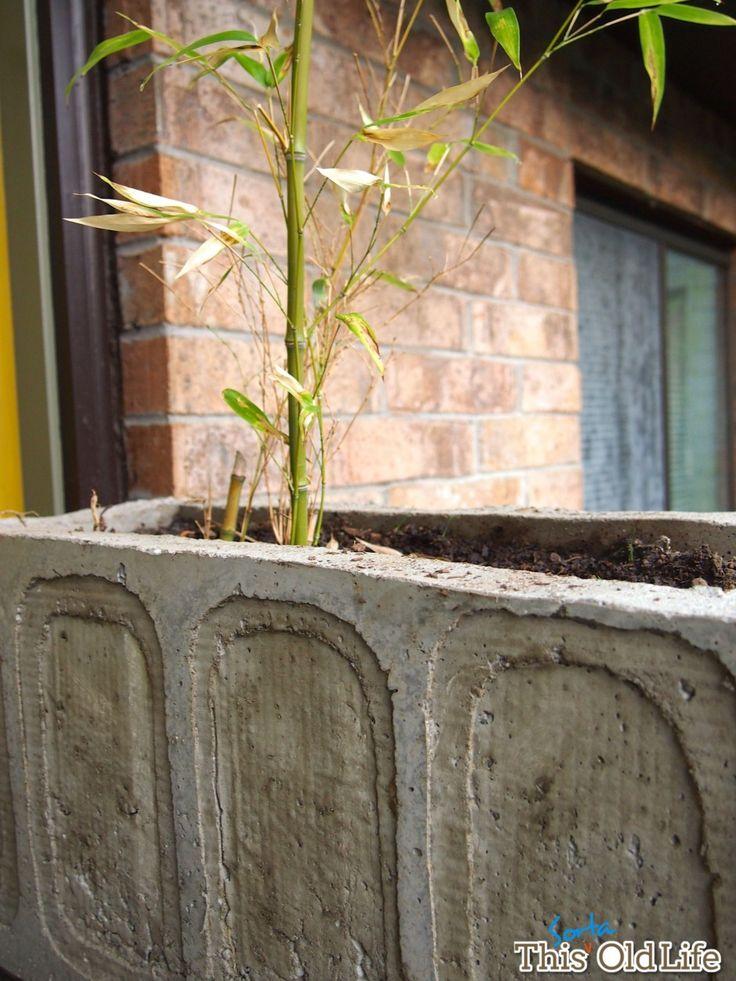 1000 Images About Concrete Planters On Pinterest 640 x 480