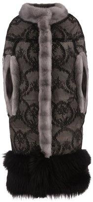 ShopStyle: Zhor & Néma Fox fur coat
