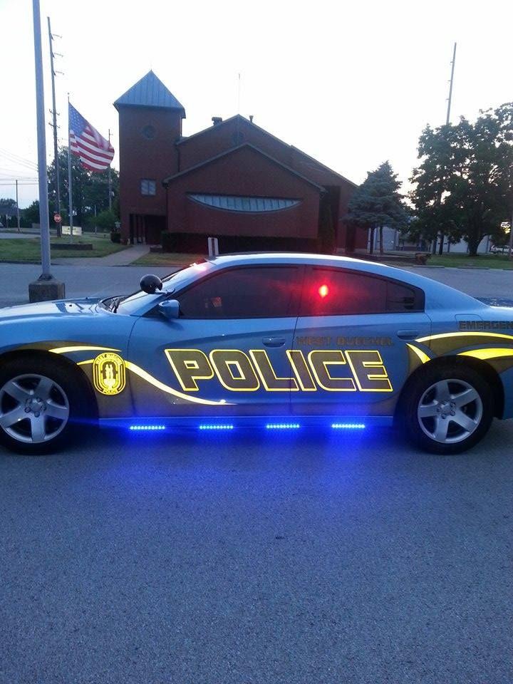West Buechel Police Department Louisville Kentucky Law