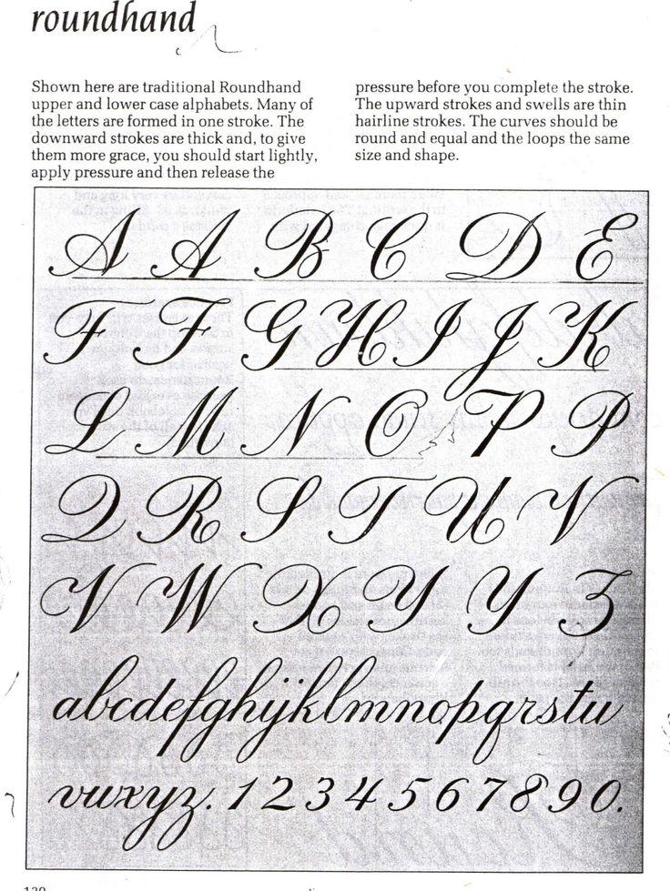 abecedario de letra cursiva | domingo, 14 de abril de 2013