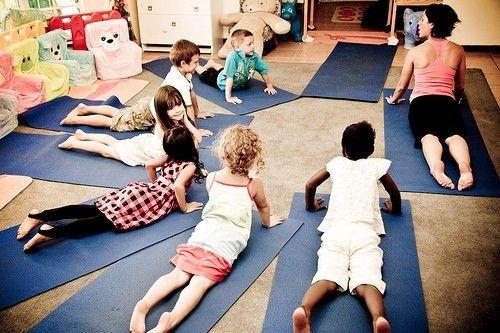 Steam Train, Dream Train: Storytime Yoga Denver, Colorado  #Kids #Events