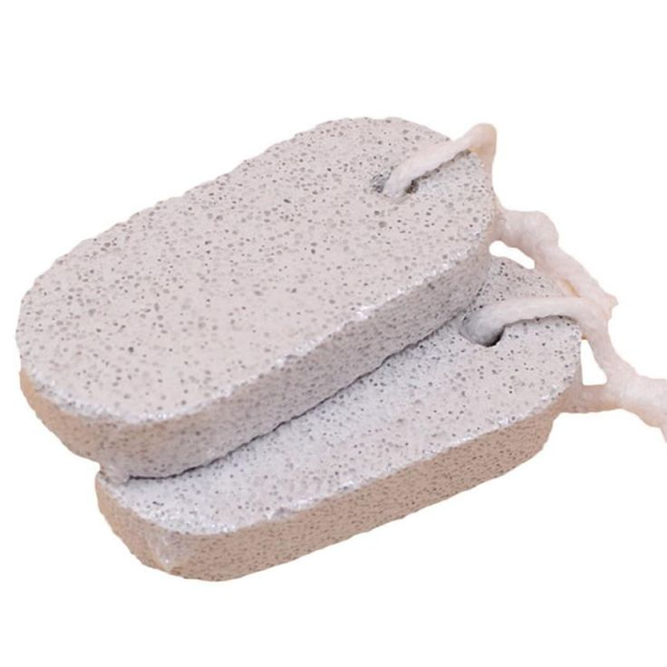 Feet Care Tool Hard Skin Cuticle Remover Pedicure Foot Bath Natural Pumice Stone Foot Skin Scruber Cleaner Tool
