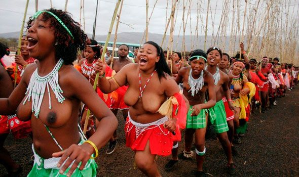 Zulu Maiden High Resolution Stock Photography And Images