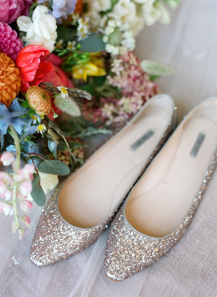 Wedding Flats for the Bride That Are Super Chic | Brides.com