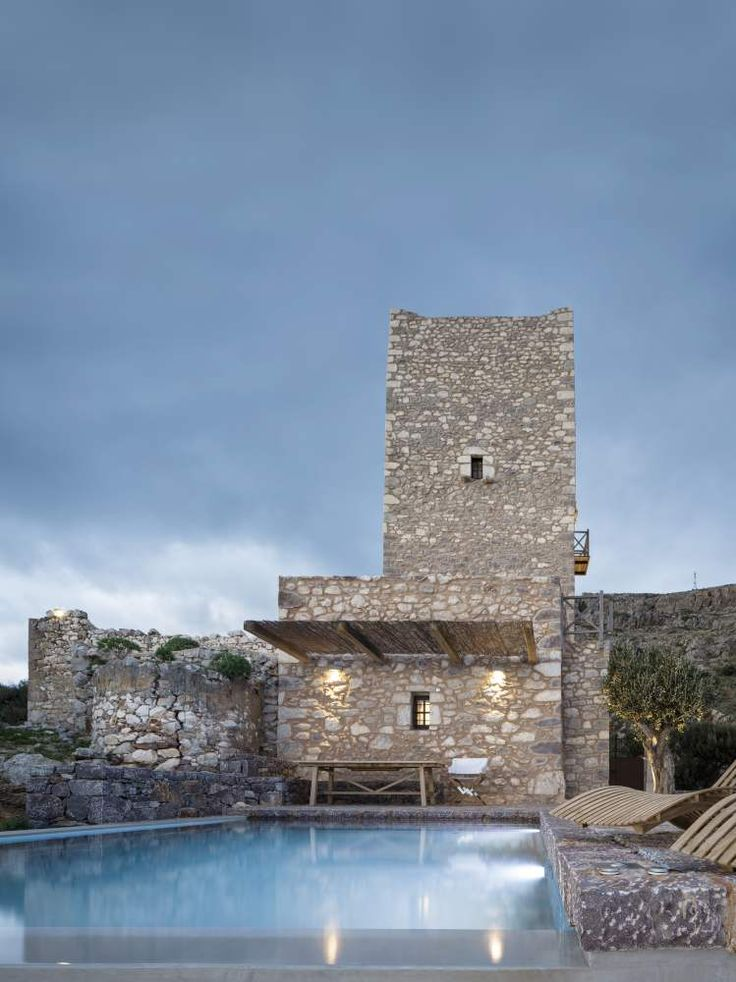 Tainaron Blue Retreat Greece