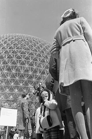 American pavillion - Expo 67