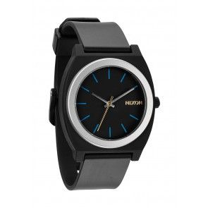 Nixon The Time Teller P Midnight GT - zwarte band mogelijk? Ri