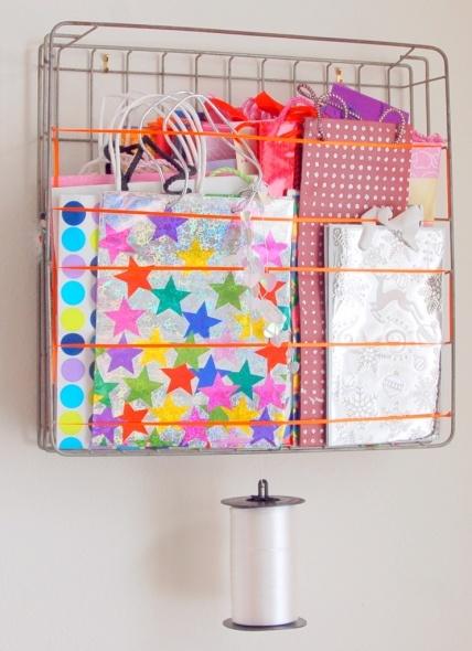 Gift bag storage                                                                                                                                                                                 More