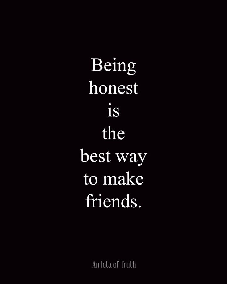 Quotes About Honesty And Friendship: Honesty...: A Collection Of Ideas To Try About Quotes