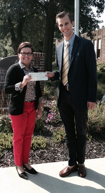Granger Catholic School receives culture grant | The Perry Chief