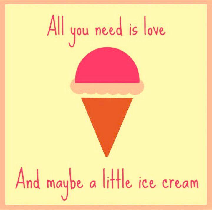 Ice Cream Quotes Enchanting 20 Best Ice Cream Quotes Images On Pinterest  Ice Cream Quotes Ice