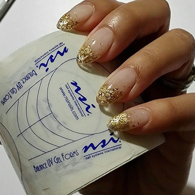 Gold Tips, and NSI Nail Forms!