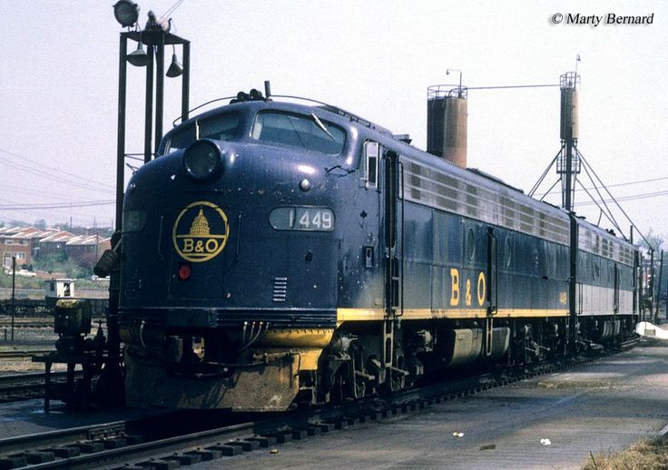 The Baltimore and Ohio Railroad, our nation's first common-carrier was one of the three major eastern trunk lines but also the weakest. Today, much of the system remains in use by CSX Transportation.