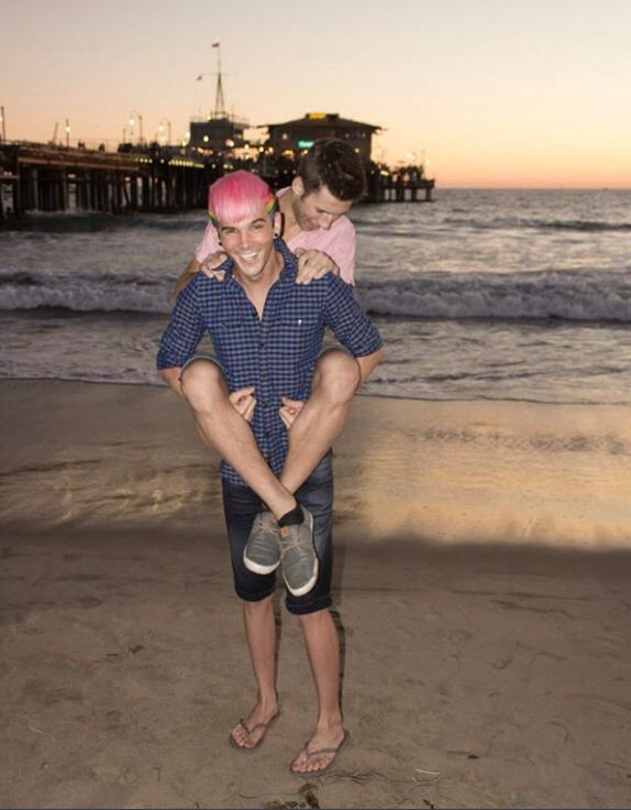 Matthew Lush and Nick Laws  ❤  http://www.youtube.com/LUSH