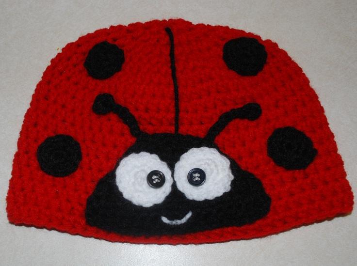 http://amray1976.blogspot.com/2013/01/crochet-ladybug-hat ...