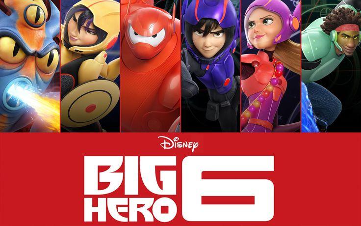 Big Hero 6 2: Animated series brings original Big Hero 6 cast members