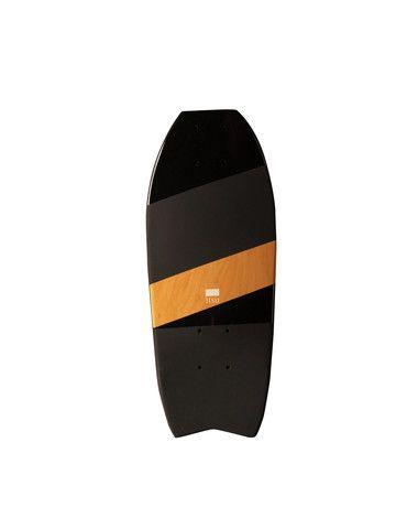 Skate Bombinha Noir Itsu
