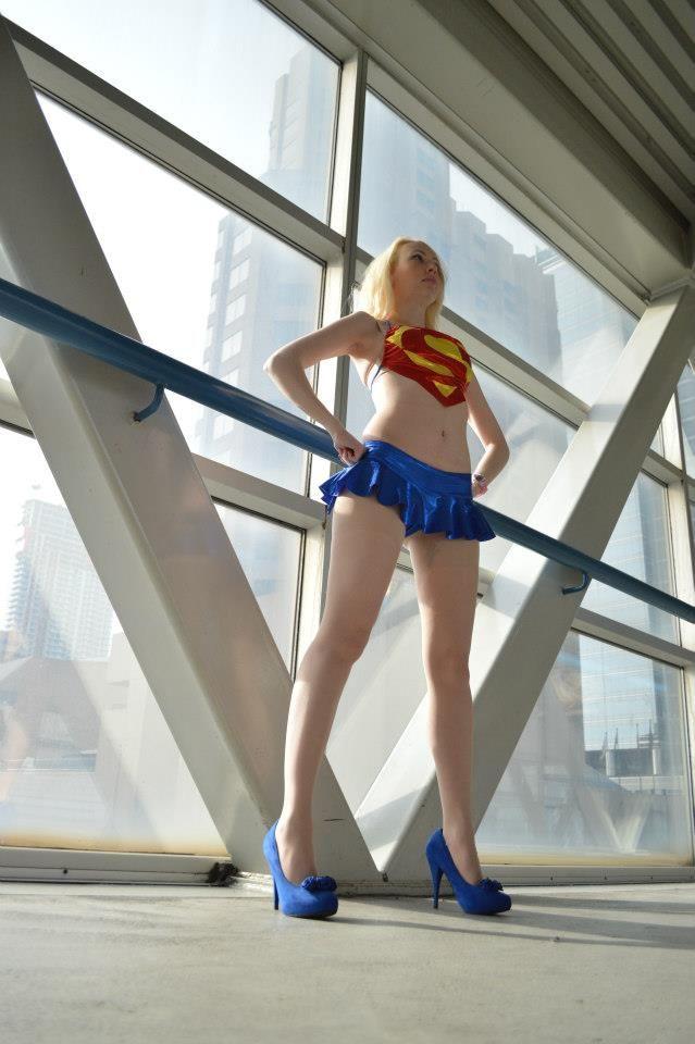 Cosplay Kryptonian Supergirl By Officialkellymari
