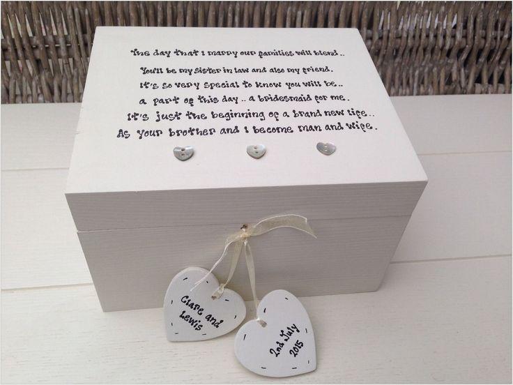 Sister Wedding Gifts: Best 25+ Sister Wedding Gifts Ideas On Pinterest