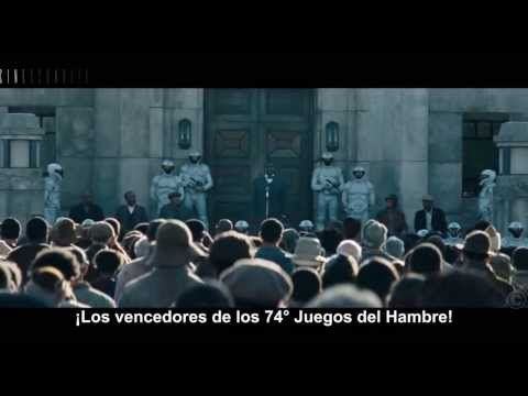 The Hunger Games: Catching Fire (subttulado en español) - Estrenado a fines de 2013 / Es la segunda película de la saga. Es muy buena!