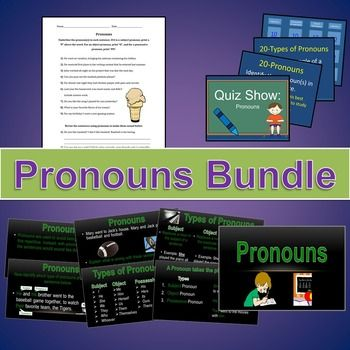 10 best pronouns and antecedents images on Pinterest | Teaching ...