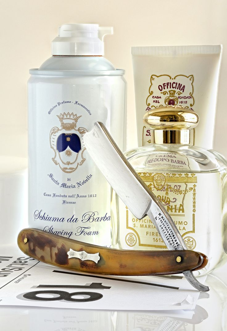 Details about antique koken barber chair talcum brush model talc art - Barber Santa Maria Novella Shave Foam Shaving Balm And Tabacco Toscano Cologne Reynolds Straight Razor May 2014