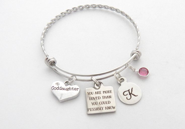 Gift For Goddaughter Birthstone Necklace Sterling By: 25+ Unique Godchild Gift Ideas On Pinterest