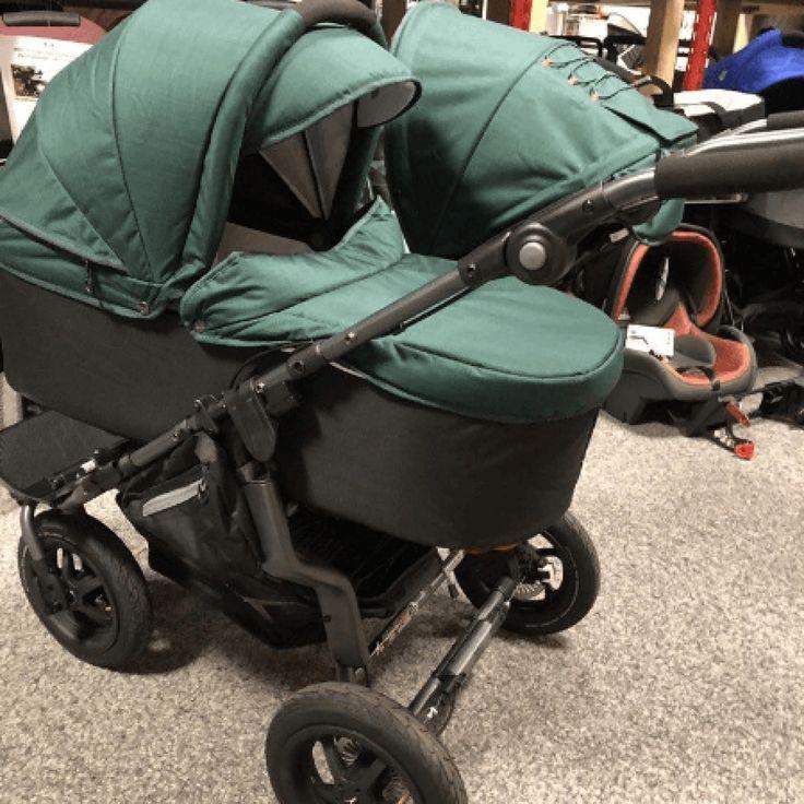 TFK Twin Adventure 2 2019 Zwillingswagen Baby strollers