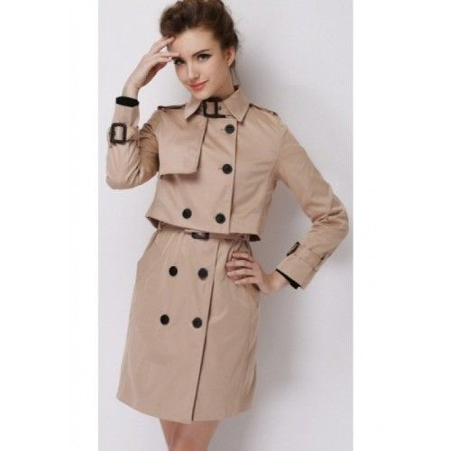 #Trench bej clasic #TopFashion