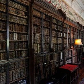 Blickling Hall library, Norwich, Norfolk | GB
