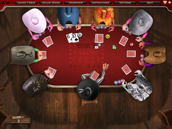 Test your Texas Hold'em mastery in Governor of Poker. Dominate everyone! Play for free now!