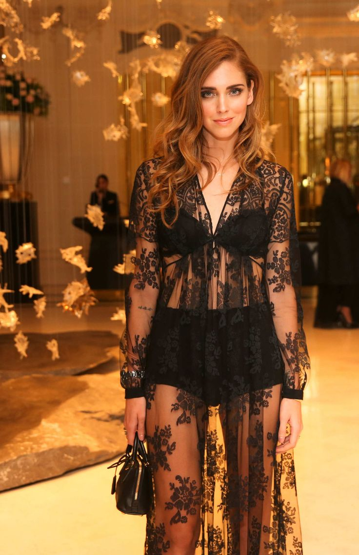 Chiara Ferragni Photo: BFA NYC