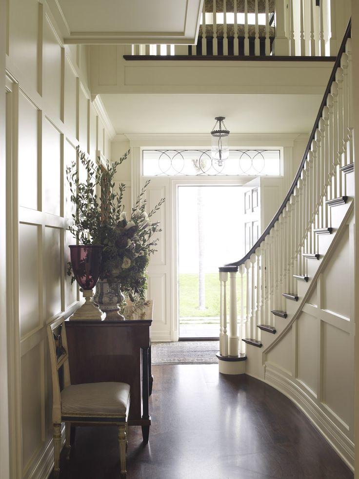 Foyer Door Frame : Best center hall colonial ideas on pinterest sliding