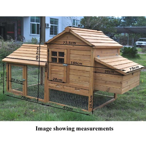 Image for large rabbit hutch large rabbit hutches sale for Design indoor rabbit cages