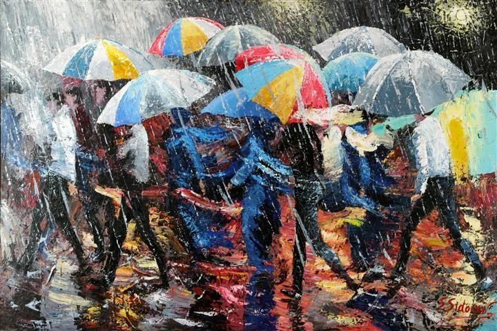 ... Дождливые Дни, Красный Зонтик и Дождь: https://ru.pinterest.com/riahalsema/it-rains