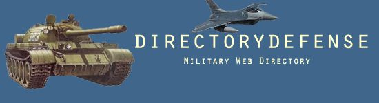 Defense Portal offers military websites to military school, us navy, USMC Logisitics, Defense Logistics Agency, military conflicts, national guard, armed forces, military locators, veterans, aircraft, marine corps, military history, and ground support equipment. Directory Defense is the superior source for military related topics.