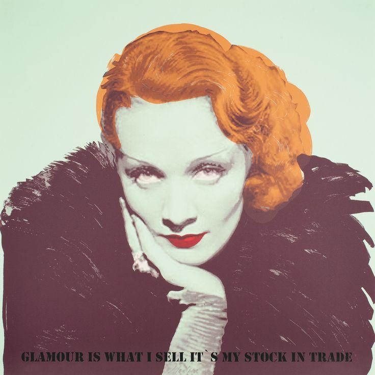 Unni Askeland - BIG BIG BIG | Marlene Dietrich