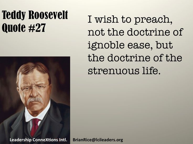 theodore roosevelt the philosophy of the strenuous life Theodore roosevelt and the strenuous life pages home  theodore roosevelt developed a masculine ideology  what was his philosophy and how did.