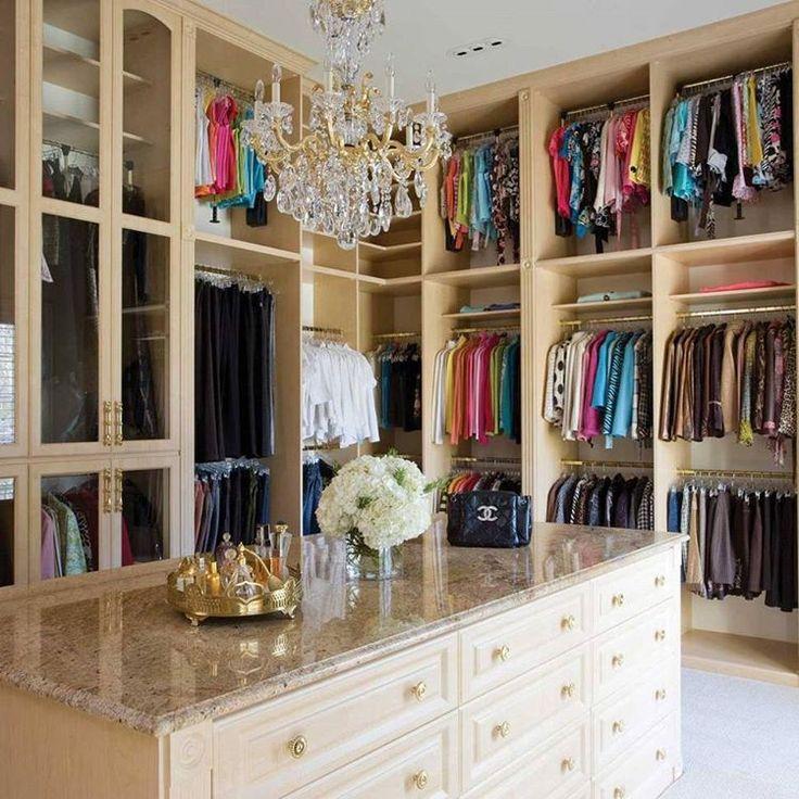 358 Best Images About Dream Closets On Pinterest