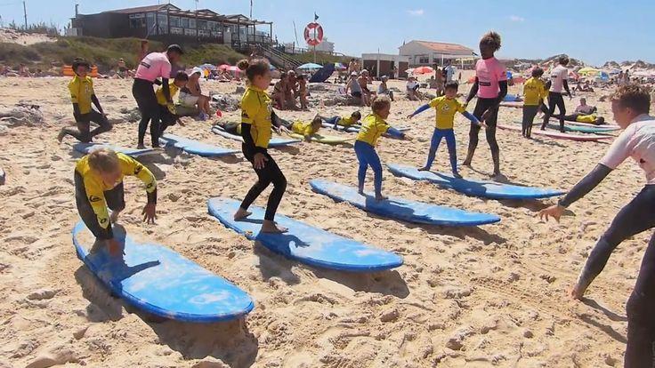SURFSCHOOL KIDS PROMO - Baleal Surf Camp