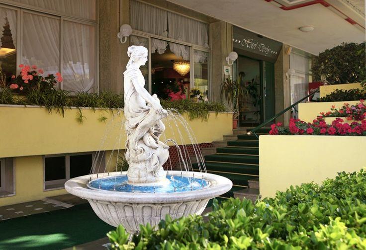 Entrance Hotel Derby 3 stelle a Jesolo