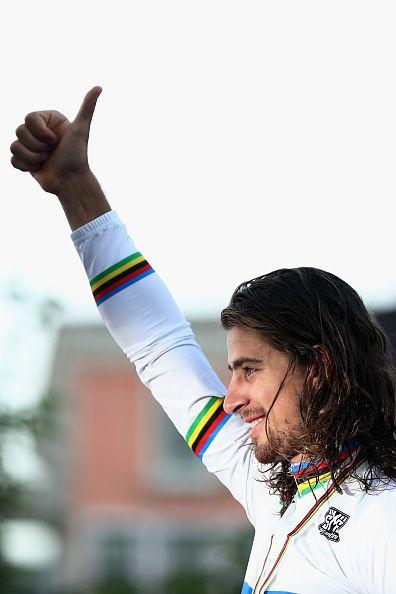 Peter Sagan Elite Men's Road Race World Championships 2016 /Bryn Lennon/ Getty Images