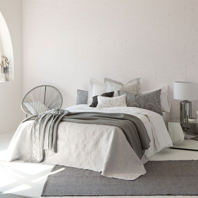 M s de 1000 ideas sobre alfombra gris en pinterest for Alfombras dormitorio zara home