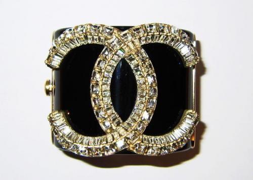 fabulous Chanel cuff