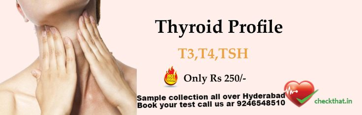 checkthat: Thyroid profile