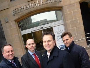 Property  /  Engineering consultancy Cundall Johnston relocates to Colmore Business District THEBUSINESSDESK.COM Birmingham